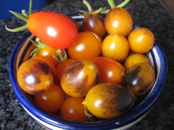 cherry tomatoes