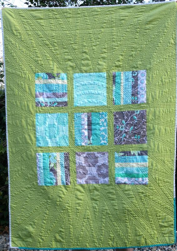 Margot's Quilt, by Kendra Nitta, missknitta.com @missknitta