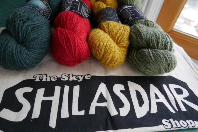 Shilasdair Yarn Shop